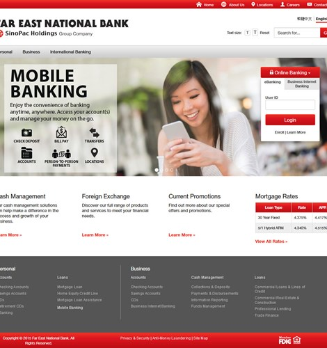 Far East National Bank